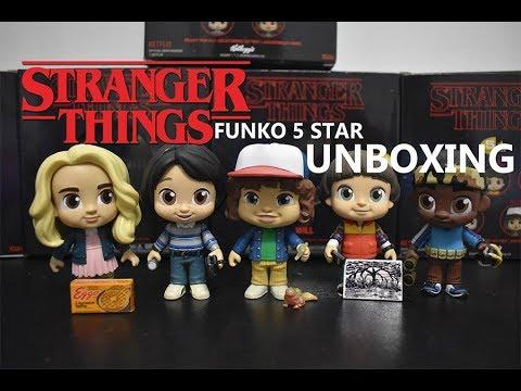 Stranger Things Funko 5 Star Eleven
