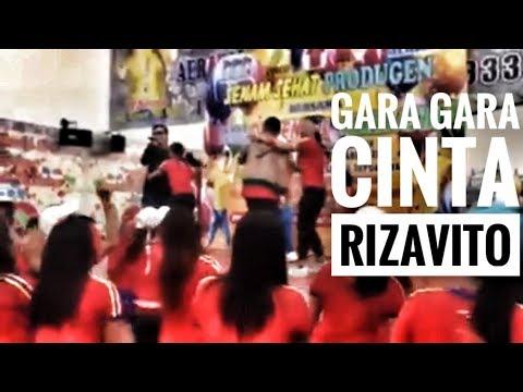 RizaVito - Gara gara cinta Di jatinangor With D'Arena