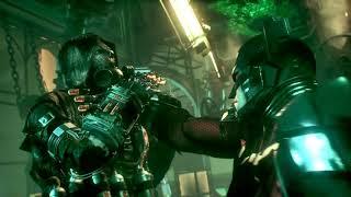 BATMAN: A.K. |Hard Gameplay Part 3| City of Fear-Part 3/Campaign for Disarmament/Riddler's Revenge