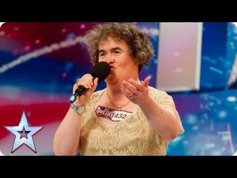 MOST VIEWED AUDITIONS on Britain's Got Talent! | Including Susan Boyle, Calum Scott & More!