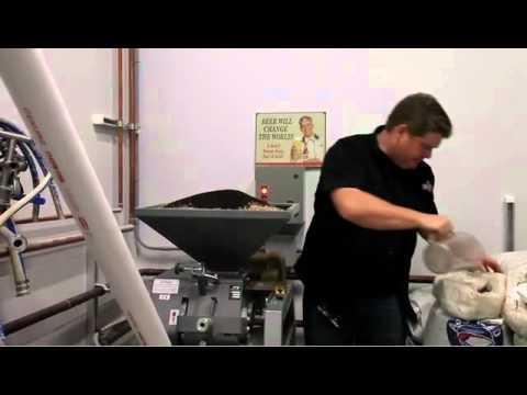 Brewing a Big Rig Stud Stout part 1