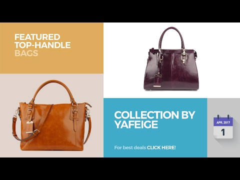 2e81648252c Collection By Yafeige Featured Top-Handle Bags - YouTube