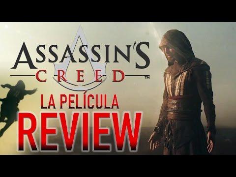 ASSASSIN'S CREED La Película | Crítica Review en CALIENTE | Angelow