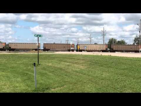 BNSF in North Dakota