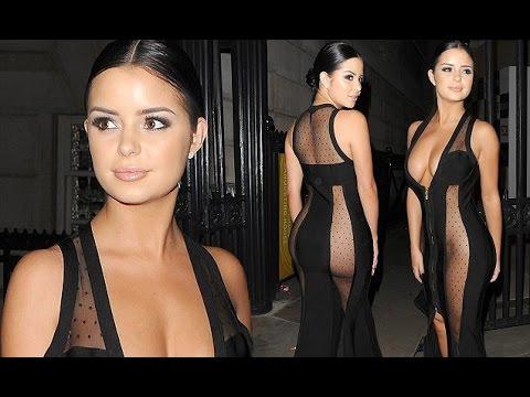 Tyga S Rumoured Ex Demi Rose Goes Completely Underwear