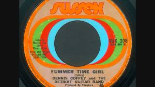 "Dennis Coffey and The Detroit Guitar Band ""Summer Time Girl"""