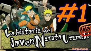 Naruto Shippuden : Ultimate Ninja Storm Generations |#1| Joven Naruto | Let
