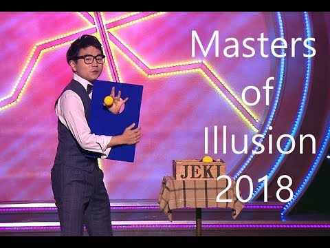 First Look: MASTERS OF ILLUSION (Season 5 - The CW)