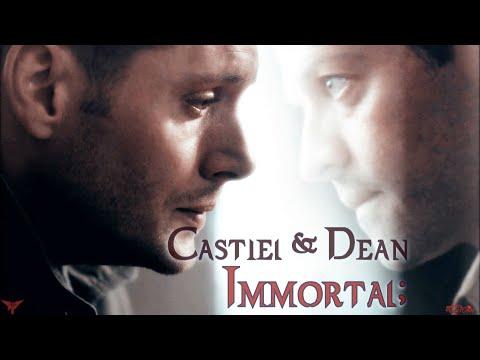 Dean & Castiel -  My Immortal