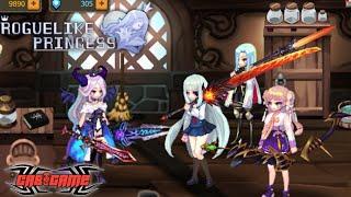 Roguelike Princess Gameplay - Android screenshot 2