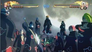 Naruto Shippuden Ultimate Ninja Storm 4 Jutsus en equipo ACTUALIZADO (español latino)