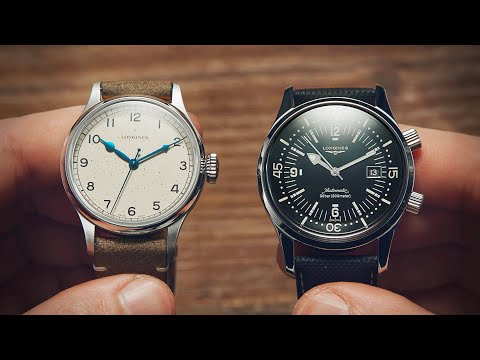 Here's Why Longines Is The Ultimate Affordable Luxury Watchmaker | Watchfinder & Co.