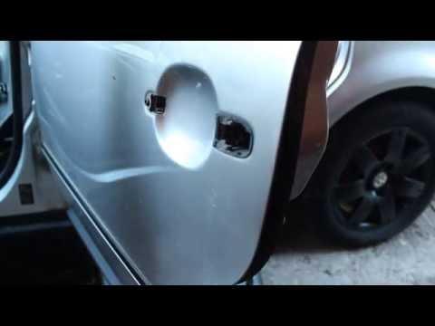 How To Remove Door Handle & Lock 2001 Volkswagen Passat