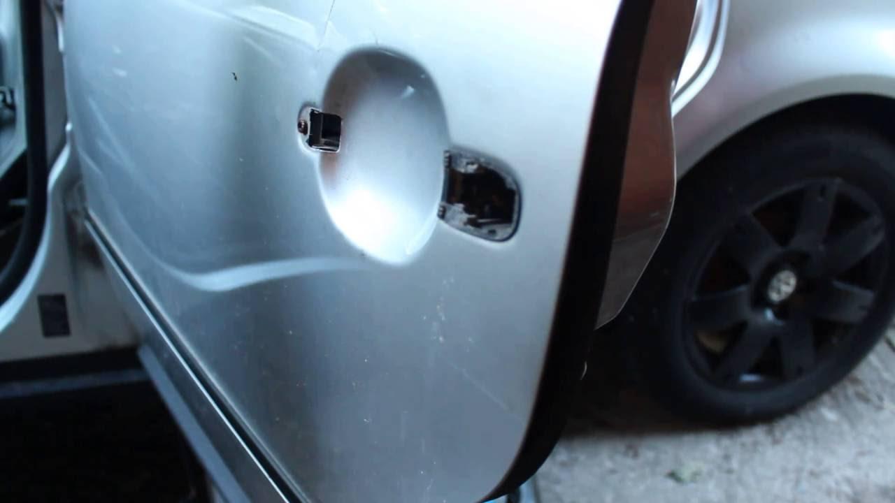 How To Remove Door Handle Amp Lock 2001 Volkswagen Passat