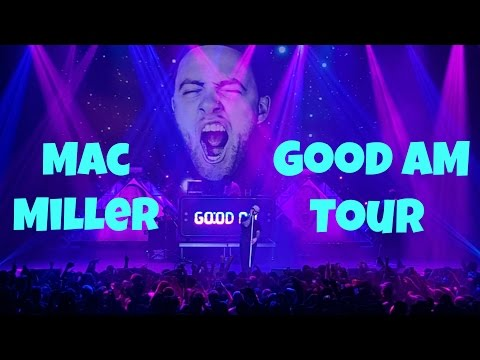 MAC MILLER GOOD AM TOUR @ The Bomb Factory in Dallas, TX