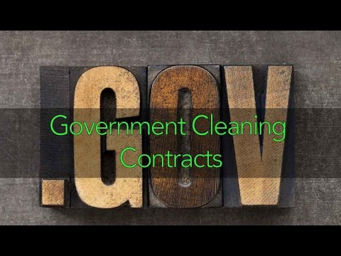 How to Get Government Cleaning Contracts featuring Michael Litchev from Onvia