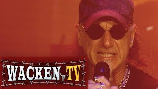 Video Accept - Balls to the Wall - Live at Wacken Open Air 2017 download MP3, MP4, WEBM, AVI, FLV April 2018