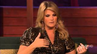 Trisha Yearwood on The Chris Isaak Hour