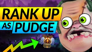 The ONLY WAY to MAKE PUDGE SUPER BROKEN  Position 4 Support Tips and Tricks  Dota 2 Guide