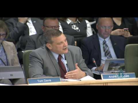 MLA Rick Fraser - Budget Estimates: Environment and Parks