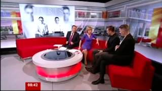 "Hurts: ""BBC Breakfast"" Interview (2011) HD"