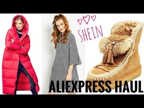 Обзор и примерка 10 вещей с Aliexpress, распаковка/платья/кардиган/мои покупки.из YouTube · Длительность: 11 мин35 с