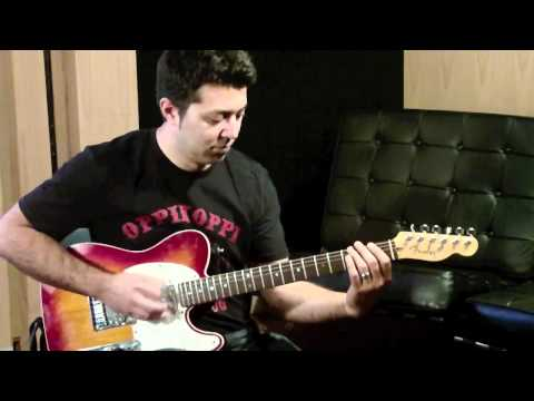 Best Recording Guitar tips with Amp on computer in the Studio at home