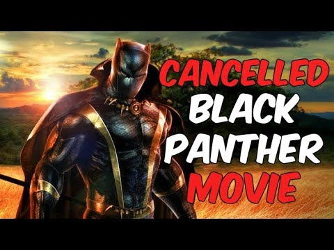 Marvel's Cancelled 1990's Black Panther Film | Cutshort