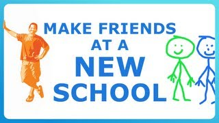 NEW SCHOOL? How to make friends at a new school! :)