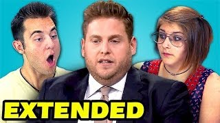 Extended - Teens React to Jonah Hill Controversy
