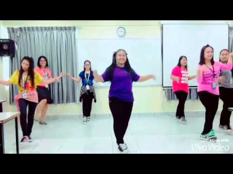 Dance Performance (Hokey Pokey) by RC SABAH UNITAR