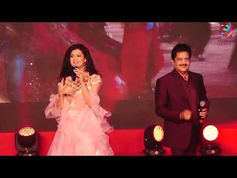Dholida | Loveyatri | Live | Udit Narayan | Palak Muchhal | Ayush Sharma | Warina Hussain
