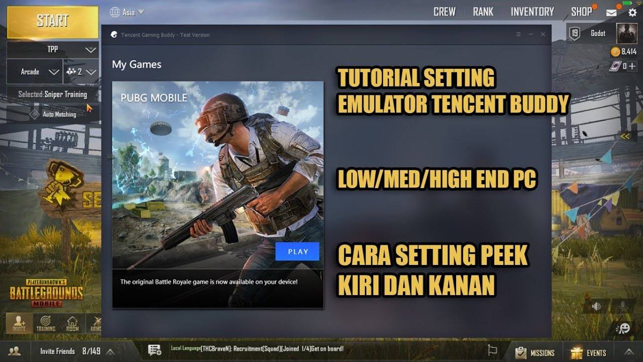 Download Lagu Cara Setting Grafik High Pubg Mobile Terbaru