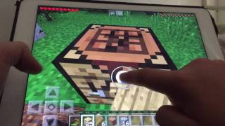Minecraft Pocket Edition Tips And Trick