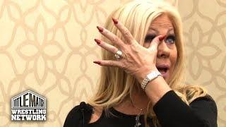 Terri Runnels Breaks Down in Tears Over Goldust