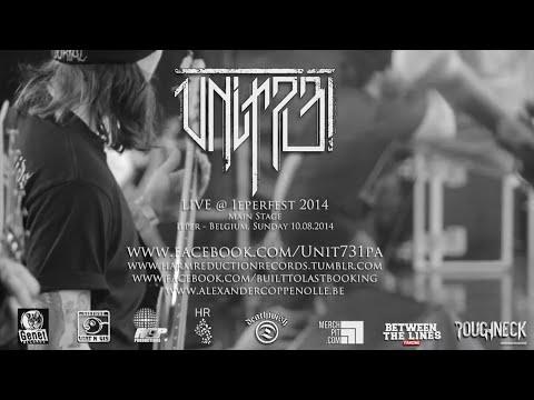 Unit 731 Live @ Ieperfest 2014 (HD)