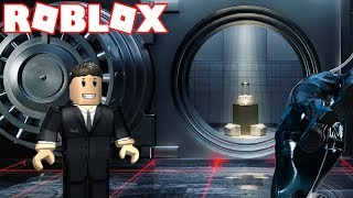 BECOMING A SPY OBBY IN ROBLOX