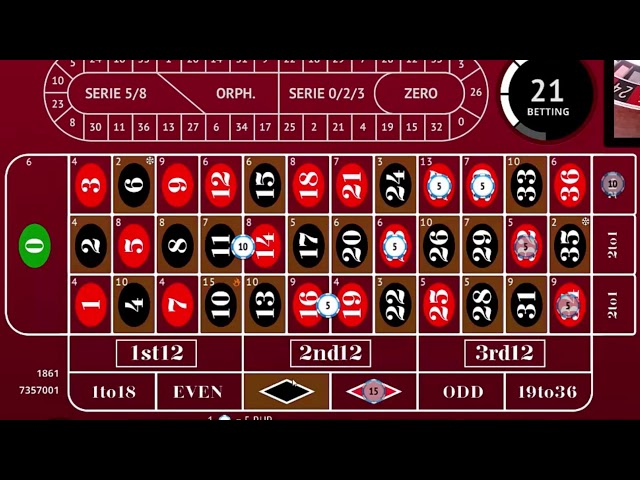 Live Roulette from Inbet Games
