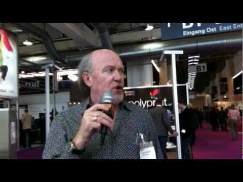 Fespa Fabric Hamburg - Day One Show Report with Scott Fresener