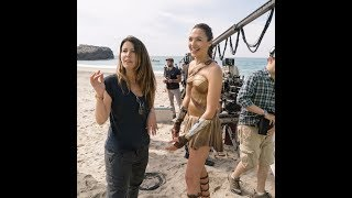 How the Director of Wonder Woman is Pavi