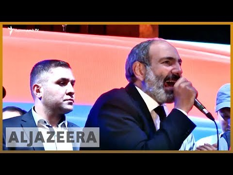 🇦🇲 Armenia crisis: Pashinyan demands strike after losing PM vote | Al Jazeera English