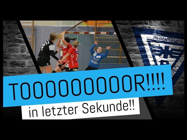 TOOOOOOOR!!!! In letzter Sekunde zappelt der Ball im Netz!