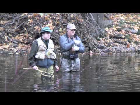 New Jersey's First Annual NJ Fly Fisherman of the Year Contest