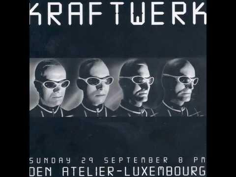 Kraftwerk Live An Atelier