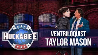Did Joe Biden Really Do THAT To This Poor Puppet?!? Ventriloquist Taylor Mason | Huckabee