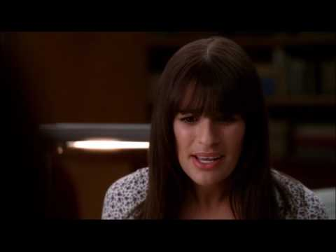 Glee - Tina and Mike tell Mr Schue that Rachel sent Sunshine to a crackhouse 2x01
