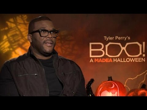 Tyler Perry Scares Up 'Boo! A Madea Halloween'