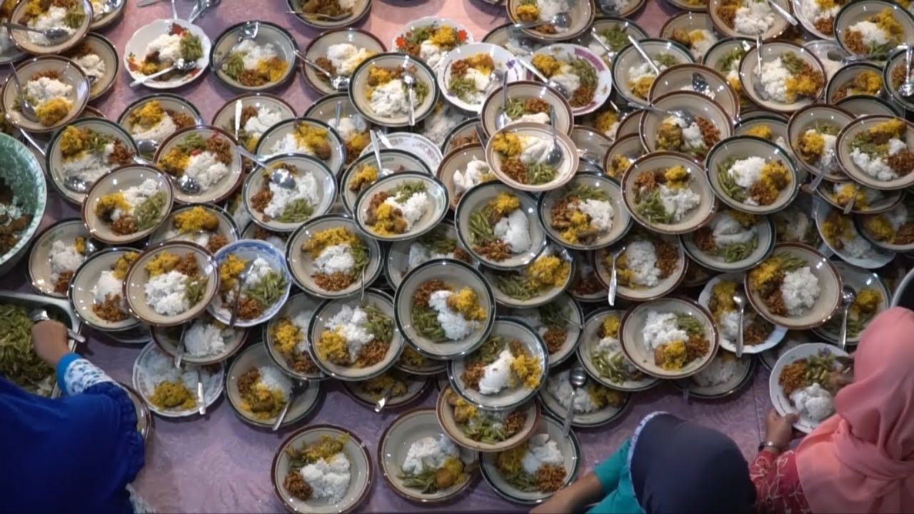 Nilai Keberagaman Berbuka Puasa Di Masjid Jogokariyan Net Yogya
