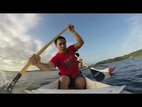 Outrigger Canoe Paddle Compilation
