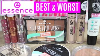 Best And Worst Essence Makeup Products